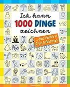 Coverbild von Ich kann 1000 Dinge zeichnen, von Norbert Pautner