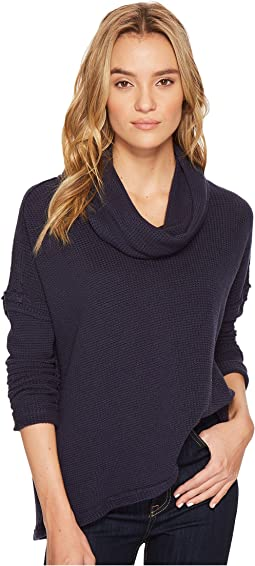 HEATHER - Blanche Cowl Neck Pullover