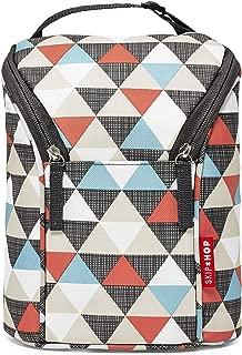 Skip Hop Insulated Breastmilk Cooler and Baby Bottle Bag