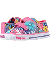 SKECHERS KIDS - Twinkle Toes - Shuffles 10727N Lights (Toddler/Little Kid)