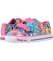 SKECHERS KIDS - Twinkle Toes - Shuffles 10727N Lights (Toddler/Little Kid)