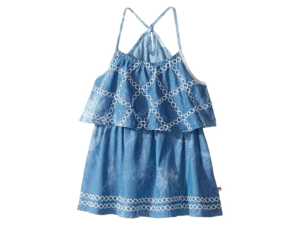 Appaman Kids Lee Dress (Toddler/Little Kids/Big Kids) (Isla Chambray) Girl