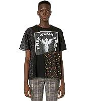 McQ - Hybrid T-Shirt