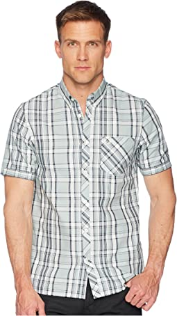 Fred Perry Bold Check Short Sleeve Shirt