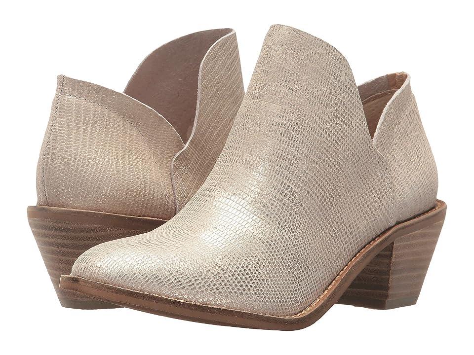 Kelsi Dagger Brooklyn Kenmare Ankle Boot (Platinum) Women