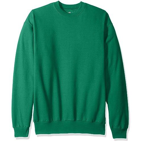 4f3abf10 Hanes Men's Ecosmart Fleece Sweatshirt