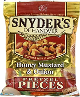 Snyder´s honey mustard and onion 56.7 g