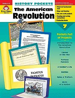 History Pockets: The American Revolution