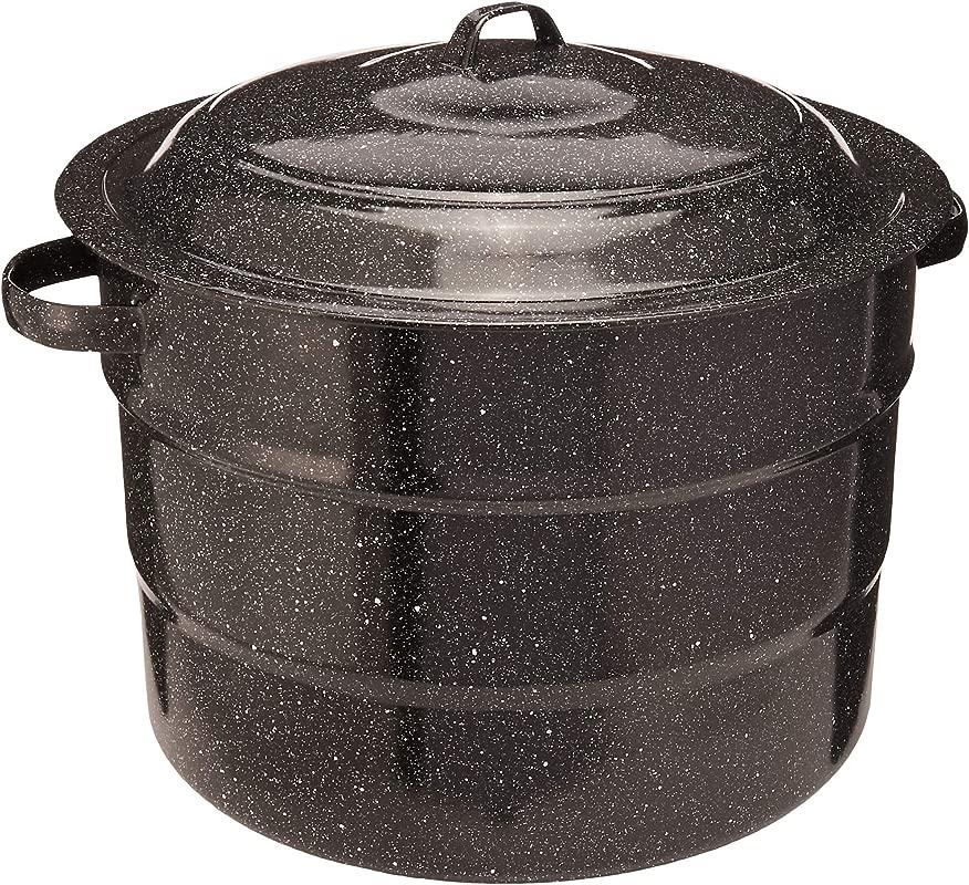 Granite Ware Enamel On Steel Canning Kit 9 Piece