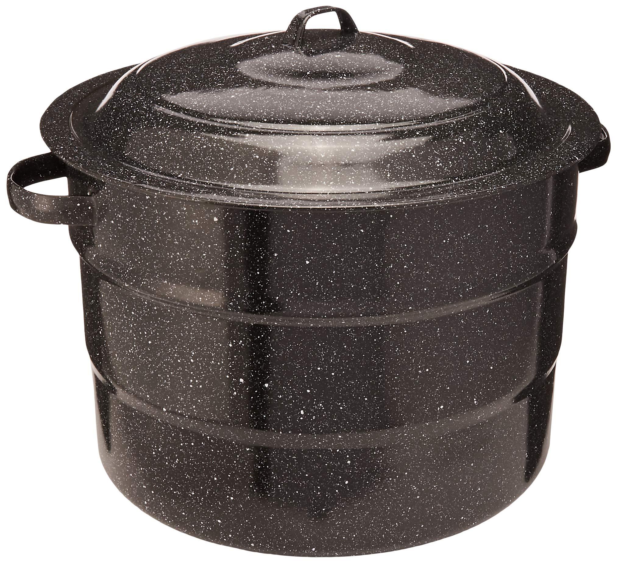 Granite Ware Enamel Canning 9 Piece