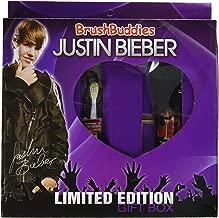 Brush Buddies Justin Bieber Limited Edition Gift Box