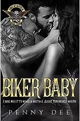 Biker Baby (The Kings of Mayhem Book 3) Kindle Edition
