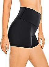 "CRZ YOGA Women's Naked Feeling Biker Shorts - 3"" / 4"" / 6"" High Waist Yoga Workout Running Shorts"