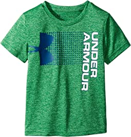 Under Armour Kids - New Hybrid Big Logo Short Sleeve Tee (Little Kids/Big Kids)