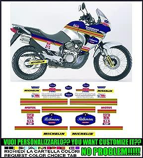 kit adesivi stickers compatibili dominator nx 650 1998-2003