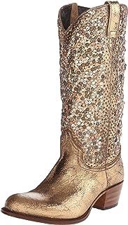 حذاء حريمي غربي طويل مرصع ديبورا من FRYE