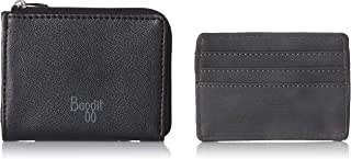 Baggit G Creditcard Men's Wallet (Black) (Unitsnits 1)