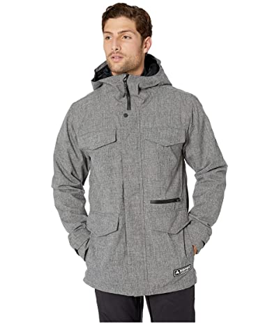 Burton Covert Jacket (Bog Heather 1) Men