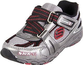 Skechers Scoots Skedaddle Super Z Sneaker (Toddler)