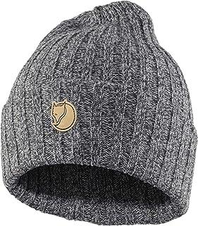 Fjallraven Unisex's Byron Hat, Dark Grey-Grey, OneSize