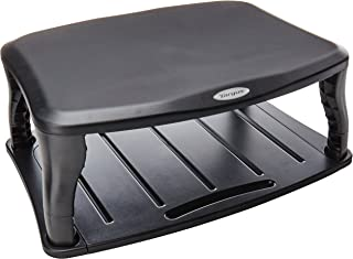 Targus Universal Monitor Stand for Monitors up to 77 Pounds, with Slide-Out Tray and Adjustable Height (PA235U)