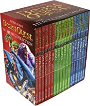 Beast Quest The Hero Collection 18 Books Series 1 - 3 Box Set by Adam Blade