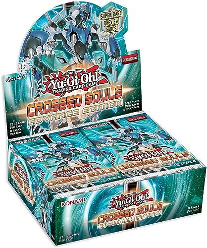 cómodo Yu Gi Gi Gi Oh Avance Edición cruzadas Almas Boosters  precios bajos todos los dias