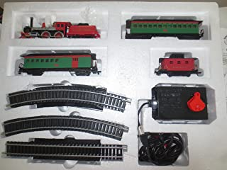 Department 56 Heritage Village Collection HO Scale Express Train and Track Set - RETIRED - Sealed Box