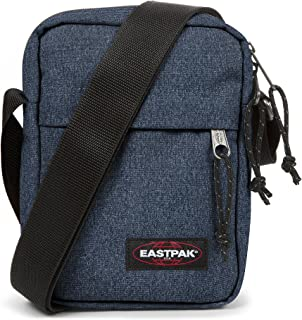 Eastpak The One Bolso bandolera, 21 cm, 2.5 L, Azul (Double Denim)