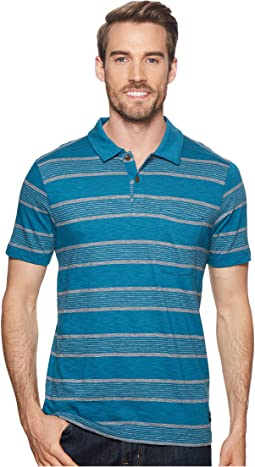 Short Sleeve Cool Canyon Polo