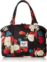 vintage floral duffle bag