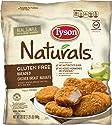 Tyson Naturals Gluten Free Breaded Chicken Breast Nuggets, 20 oz. (Frozen)