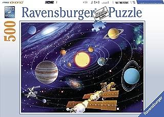 Ravensburger 14775Solar System Puzzle–500Pieces