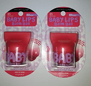 maybelline baby lips lip balm ball
