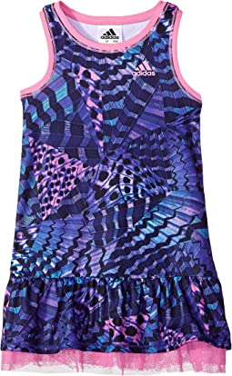 Printed Sport Dress (Little Kids)