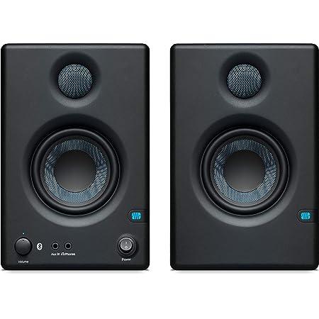 "PreSonus Eris E3.5 BT-3.5"" Near Field Studio Monitors with Bluetooth (Renewed)"