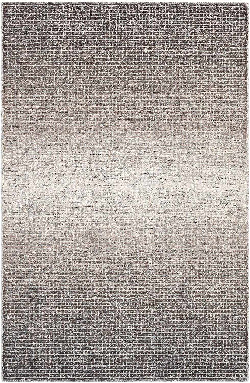 Liora Manne Savannah Horizon Indoor Wool Sacramento Deluxe Mall X Rug Grey 7'6