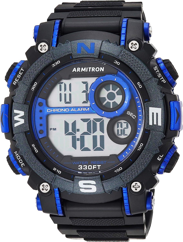 Armitron Reloj Deportivo 40/8284BLU