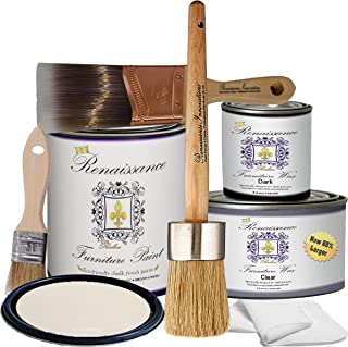 Chalk Finish Paint – Deluxe Kit – Furniture Paint, Cabinet Paint, Interior..