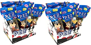 Mickey Mouse & Friends Pez Candy Dispensers Party Favors Pack of 24