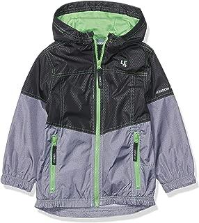 London Fog Boys Lightweight Mesh Lined Jacket Hooded Jacket
