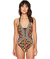 Nanette Lepore - Mozambique Goddess One-Piece
