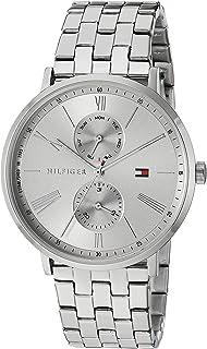 ساعة يد بسوار ستانلس ستيل من تومي هيلفيجر للنساء موديل 18.3 (1782068)