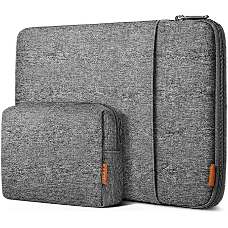 Magma 13//15 Inch Laptop Sleeve Bag for MacBook Air 11 13 15 Pro 13.3 15.4 Portable Zipper Laptop Bag Tablet Bag,Water Resistant,Black