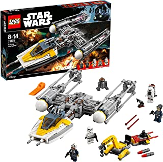 LEGO Star Wars - Y-Wing Starfighter, Juguete