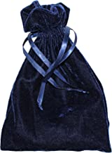 Velvet Jewelry Bag, Soft Drawstring Pouch, Tarot, Dice, Rune or Card Gift Bag, 6