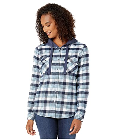 Columbia Canyon Pointtm II Shirt Jacket (Dark Nocturnal Check) Women