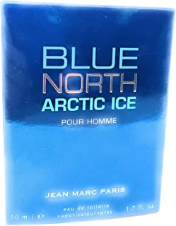Jean Marc Paris Blue North Arctic Ice For men eau de toilette spray 1.7 fl oz