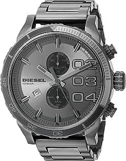 DZ4314 Double Down Series Analog Display,Analog Quartz Grey Men's Watch.