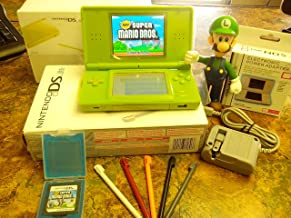 Nintendo DS Lite Apple Green [video game]